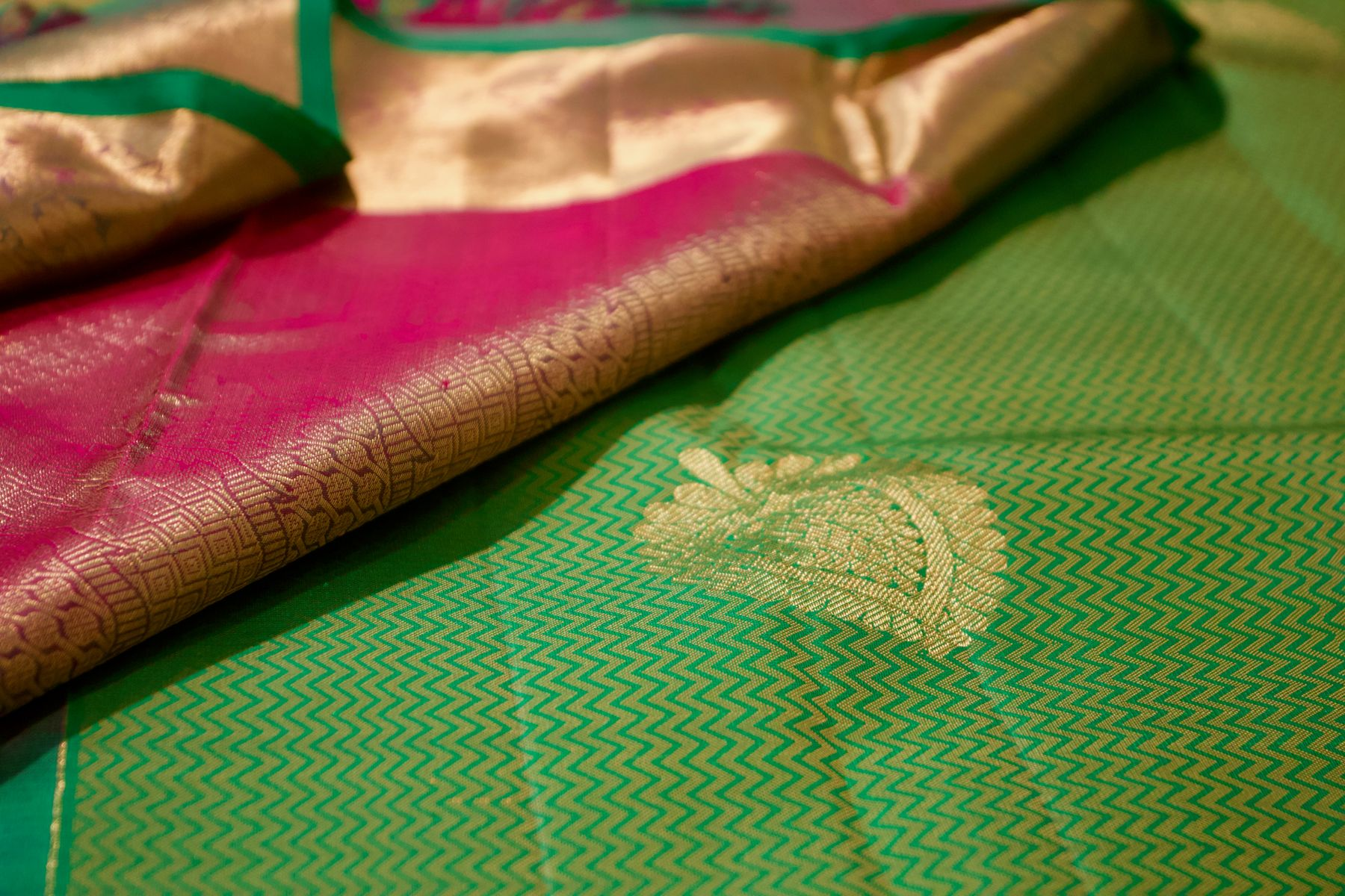 How to Wash Your Silk Sarees at Home the Right Way shutterstock 1475190149