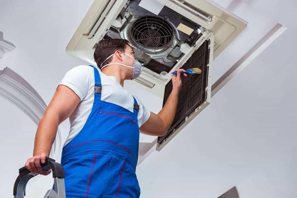 Dịch vụ rửa máy lạnh Công ty điện lạnh Gia Định
