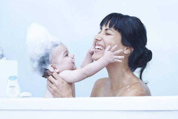 Cách tắm cho trẻ sơ sinh khoa học tại nhà