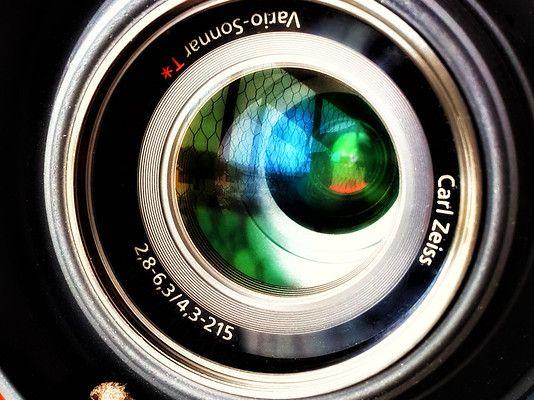 vệ sinh lens máy ảnh