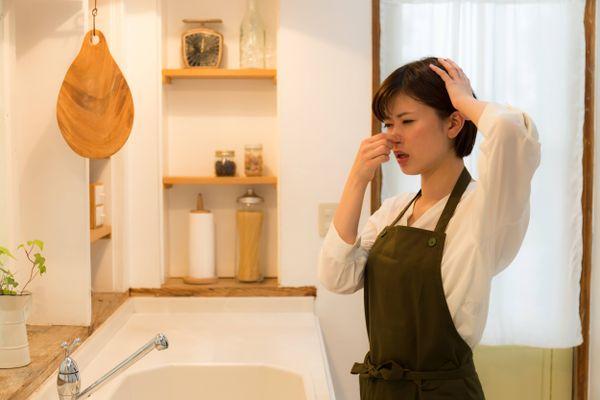 Cách xử lý mùi hôi cống thoát nước trong nhà vệ sinh chỉ với 1 nốt nhạc