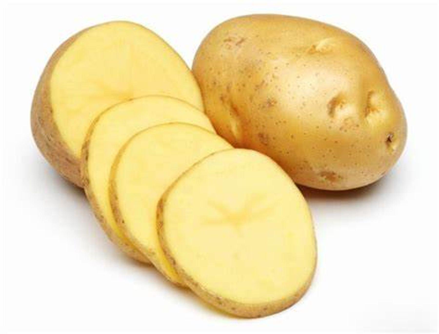 Sử dụng khoai tây và muối