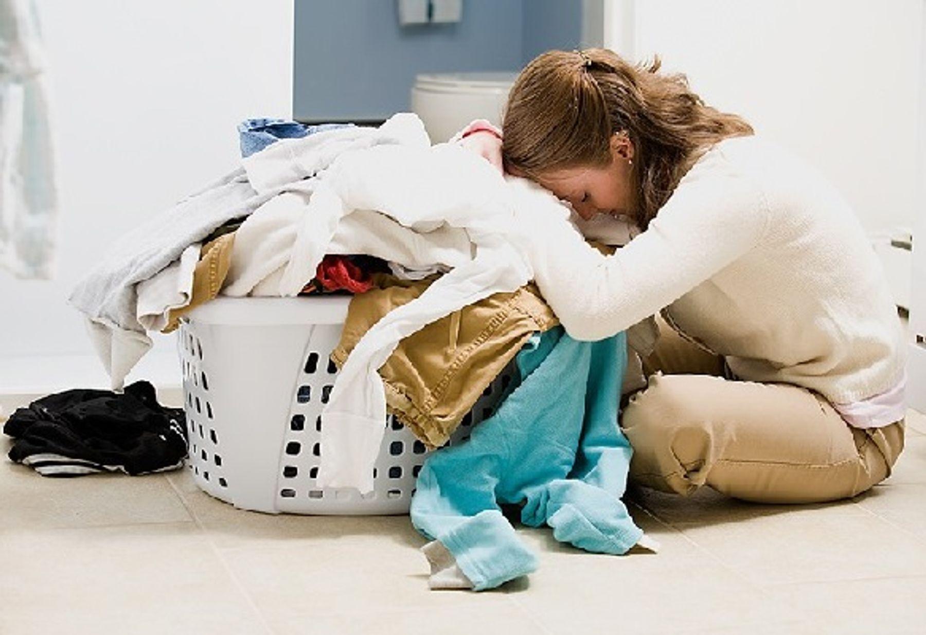 Cách giặt quần áo an toàn, tạm biệt nỗi lo quần áo mau cũ