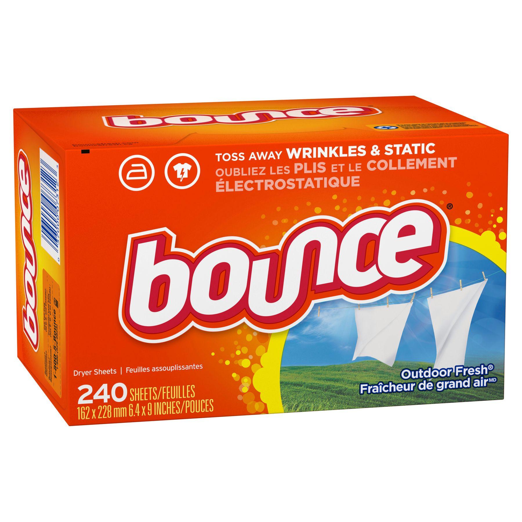 Giấy thơm quần áo Bounce