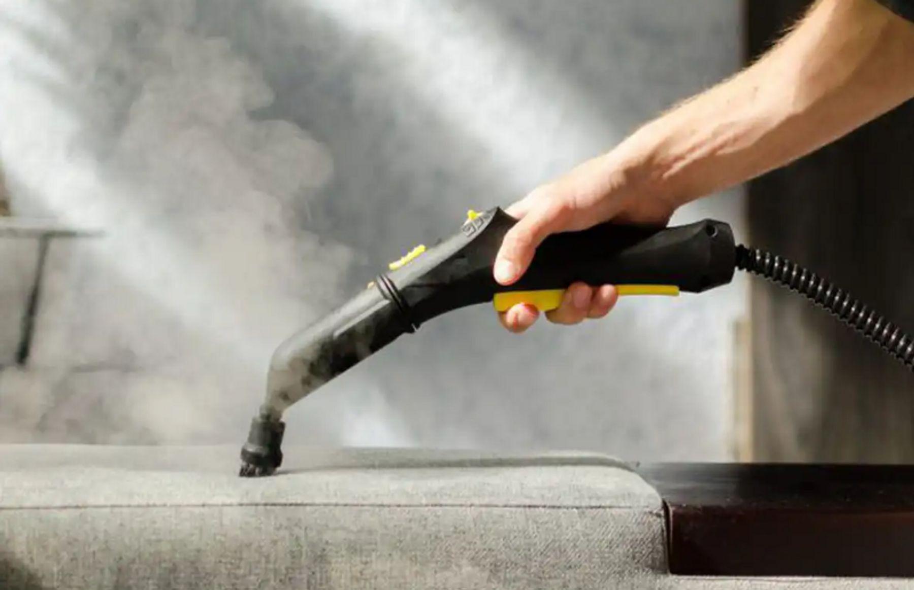 Cách giặt đệm tại nhà tại nhà bằng máy giặt nệm phun hơi nước nóng