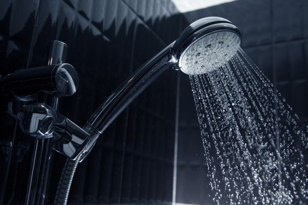 How to Treat Hard Water Stains on Your Showerhead and Restore its Shine shutterstock 563709478