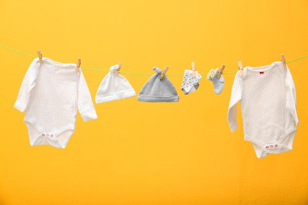 Tips voor het wassen en wasmiddel kiezen voor babykleding