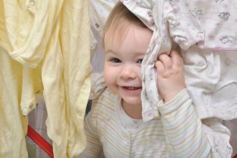 Kinh nghiệm giặt đồ trẻ sơ sinh mới mua!