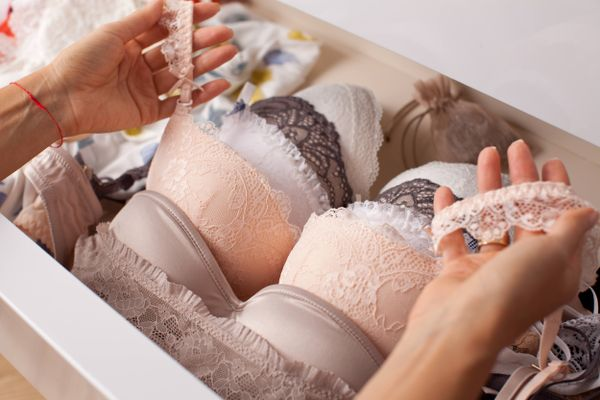 How to Fix a Broken Underwire Bra | Get Set Clean