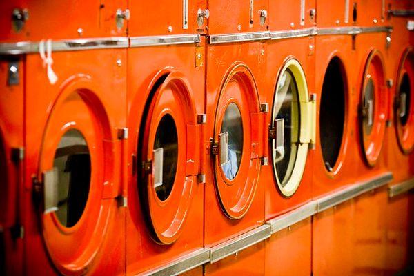 vệ sinh lồng giặt