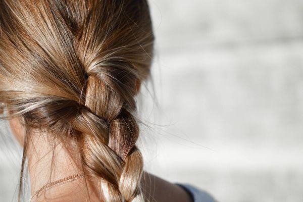 Haare Zopf