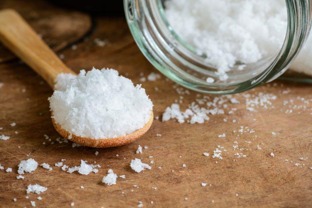 Cách diệt mối tận gốc bằng muối