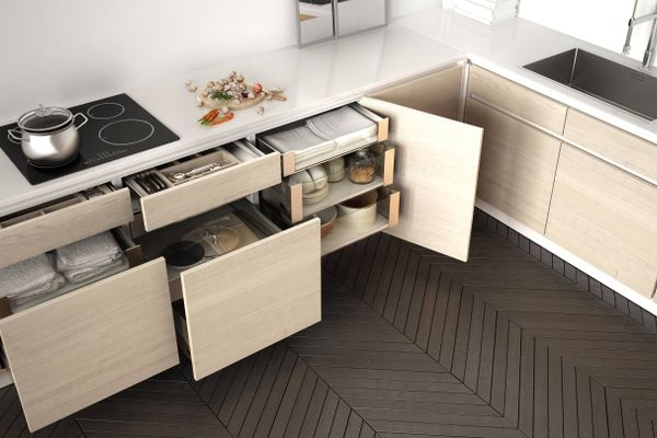 Tips to Keep Your Kitchen Drawer Clean and Smelling Fresh - Cleanipedia