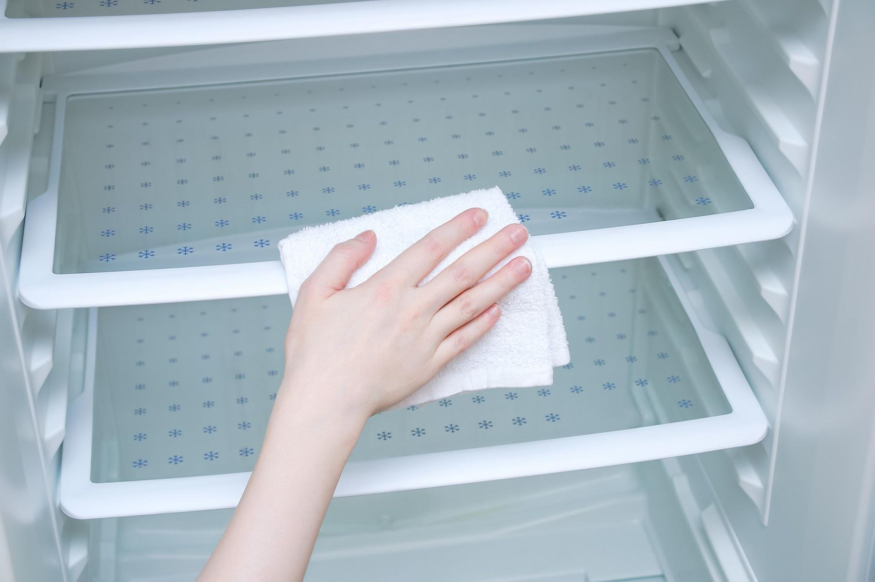 Step 1: Limpiá la heladera