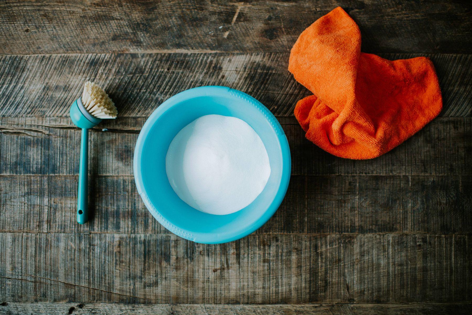 tuvalet fırçası nasıl temizlenir