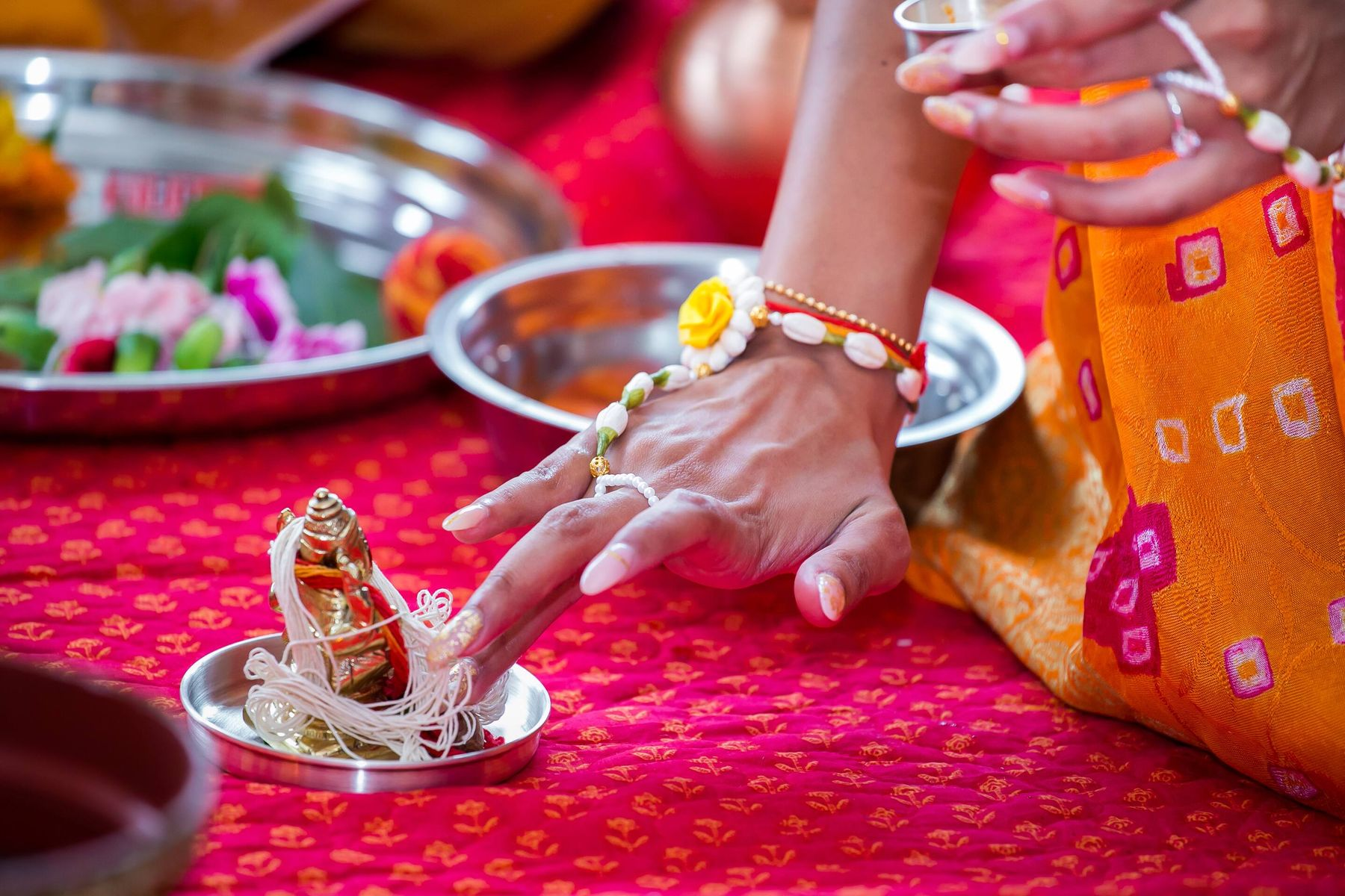 Make Your Puja Tablecloth Dussehra-Ready with These Tips