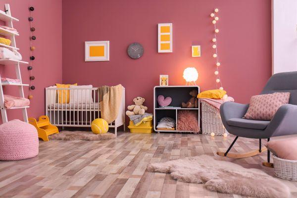 Yaratıcı Bebek Odası Dekorasyon Fikirleri