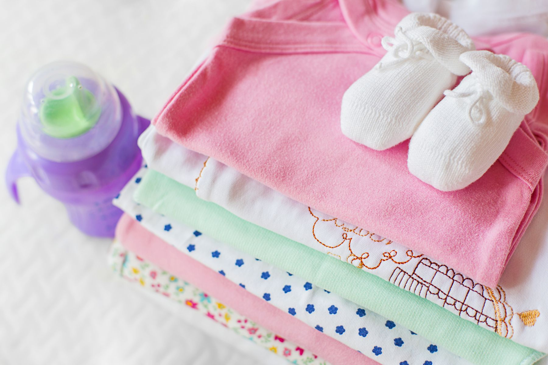 Tips to Keep Your Baby's Clothes Clean and Fresh at All Times shutterstock 219989098