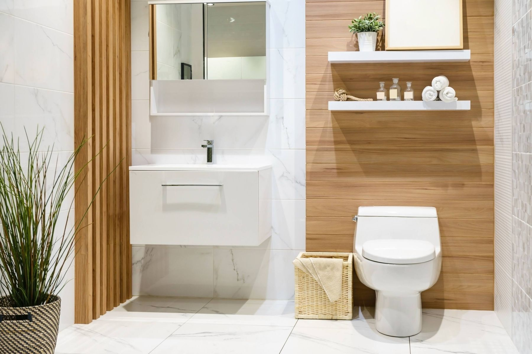 Easy Tips to Keep Your Bathrooms Sparkling Clean This Diwali