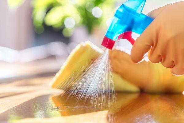 Cómo desinfectar con lavandina