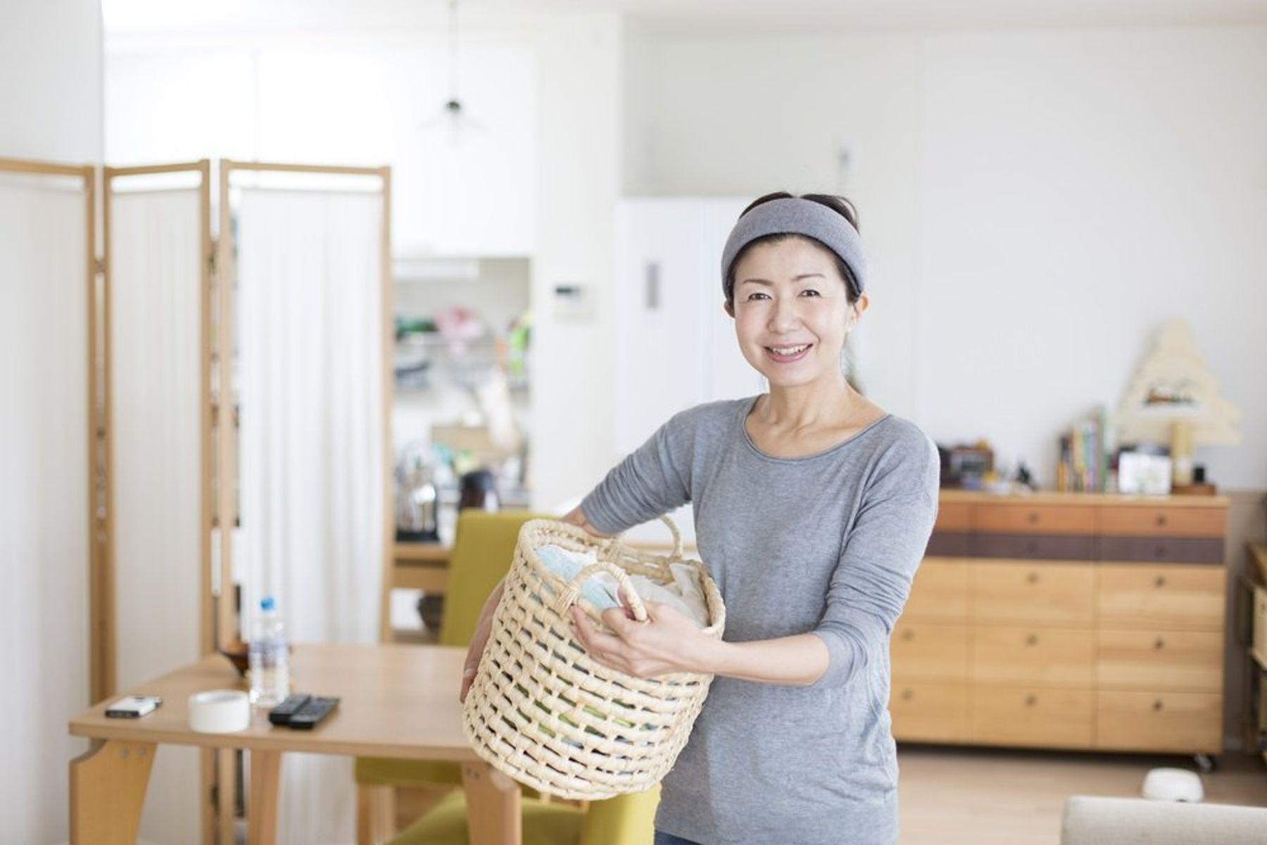 cách dọn dẹp nhà cửa của người Nhật