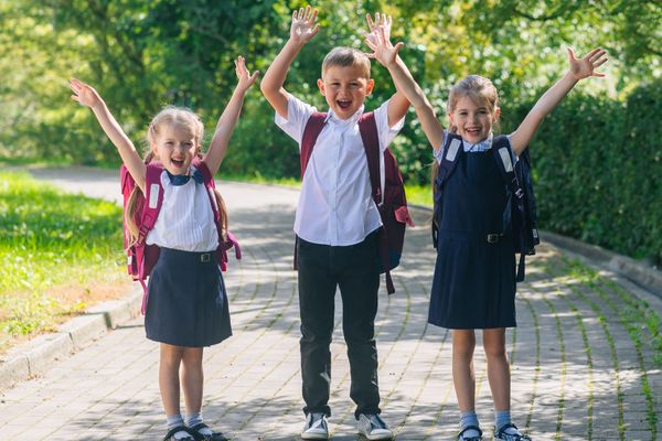 is your childs uniform looking dull after every wash follow these simple hacks to restore their shine