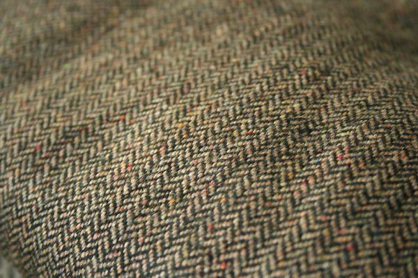 Bảo quản vải tweed