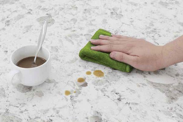Những điều cần lưu ý để sử dụng mặt đá bếp được bền lâu