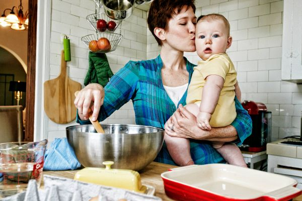 Nguyên tắc cần nhớ khi chế biến đồ ăn dặm cho bé