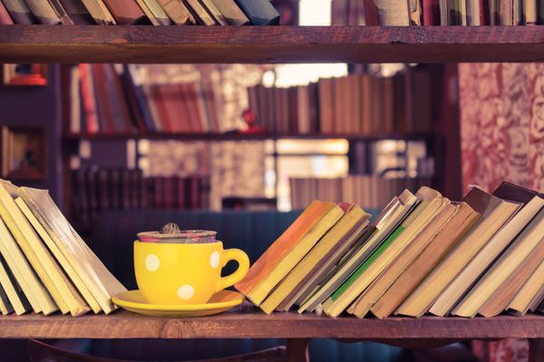 Try This to Get Your Bookshelf Clean and Spotless