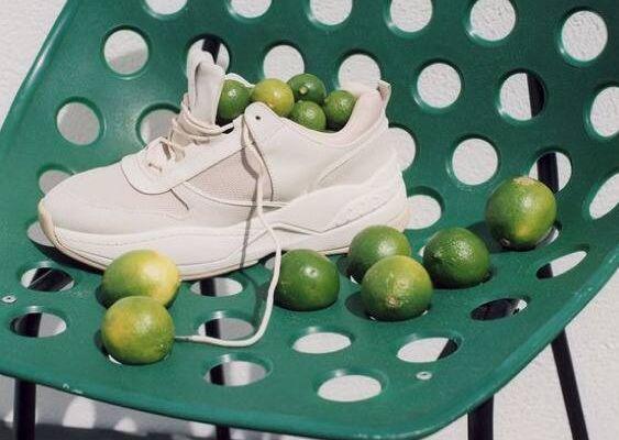 5 nguyên liệu giặt giày thể thao giúp giữ nguyên phom dáng ban đầu