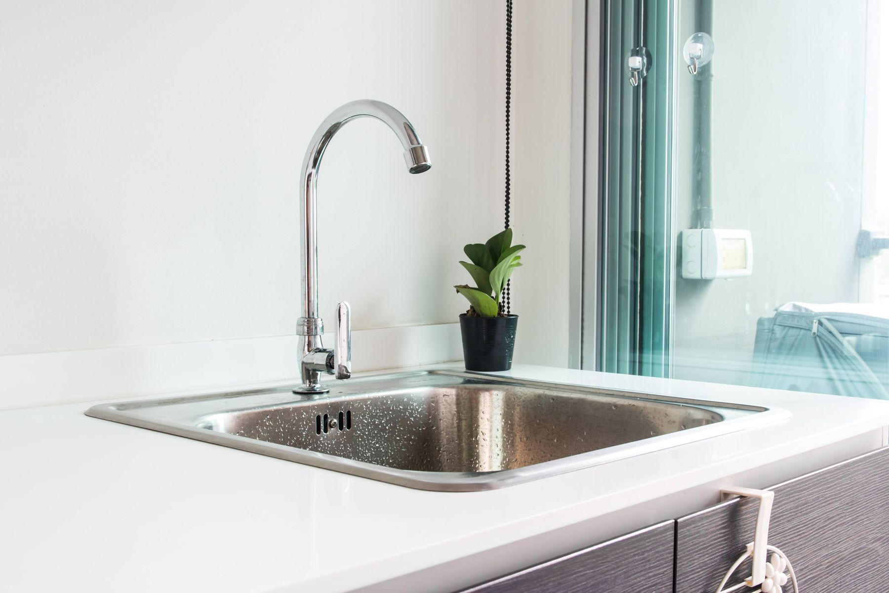 Does your kitchen sink smell bad all the time? Check out this simple solution to your problem