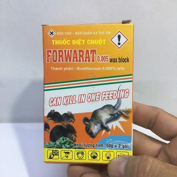 Thuốc diệt chuột FORWARAT