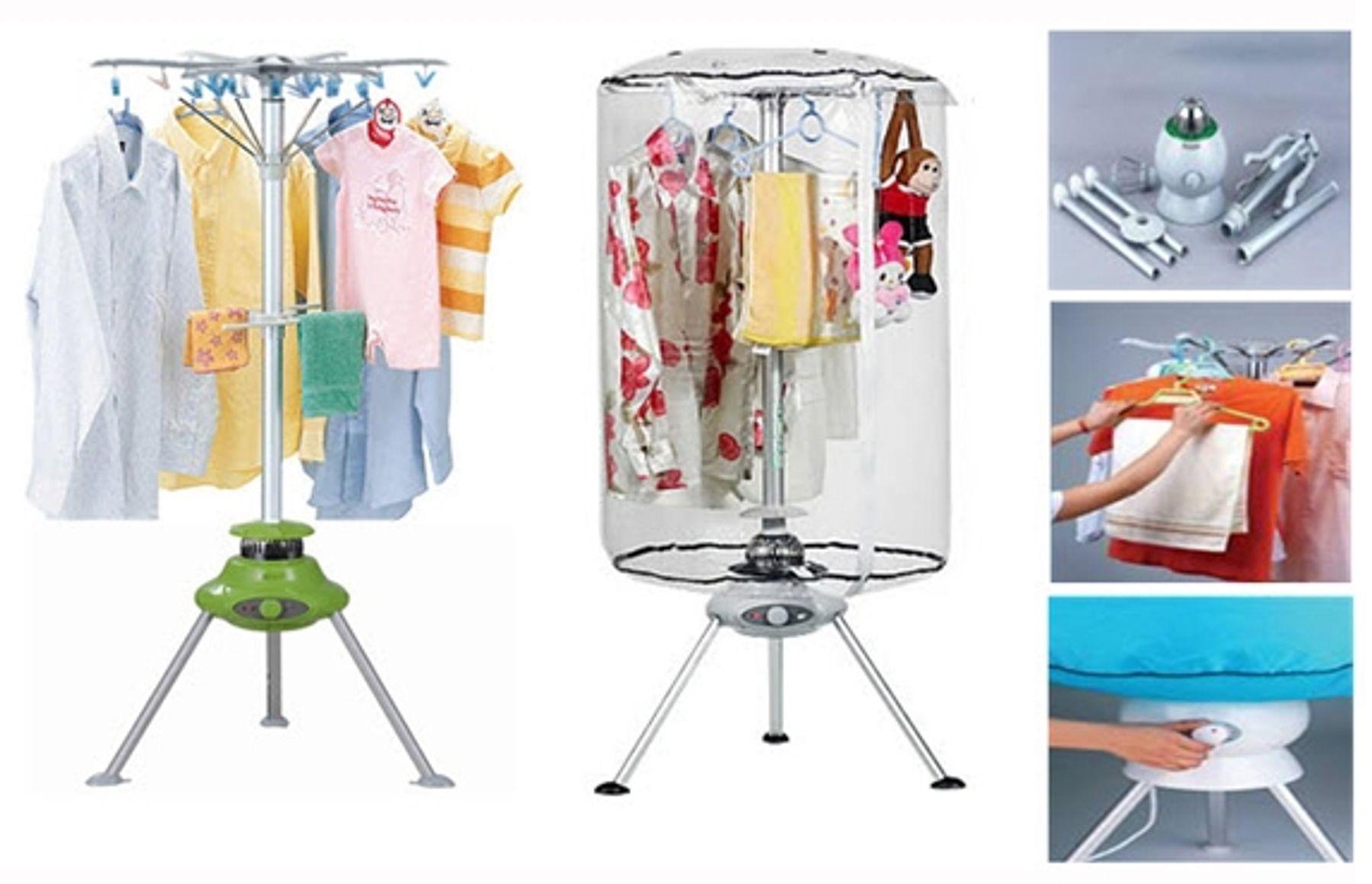 Tủ sấy quần áo là gì?