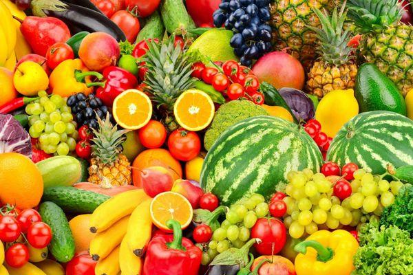 chưng trái cây ngày tết