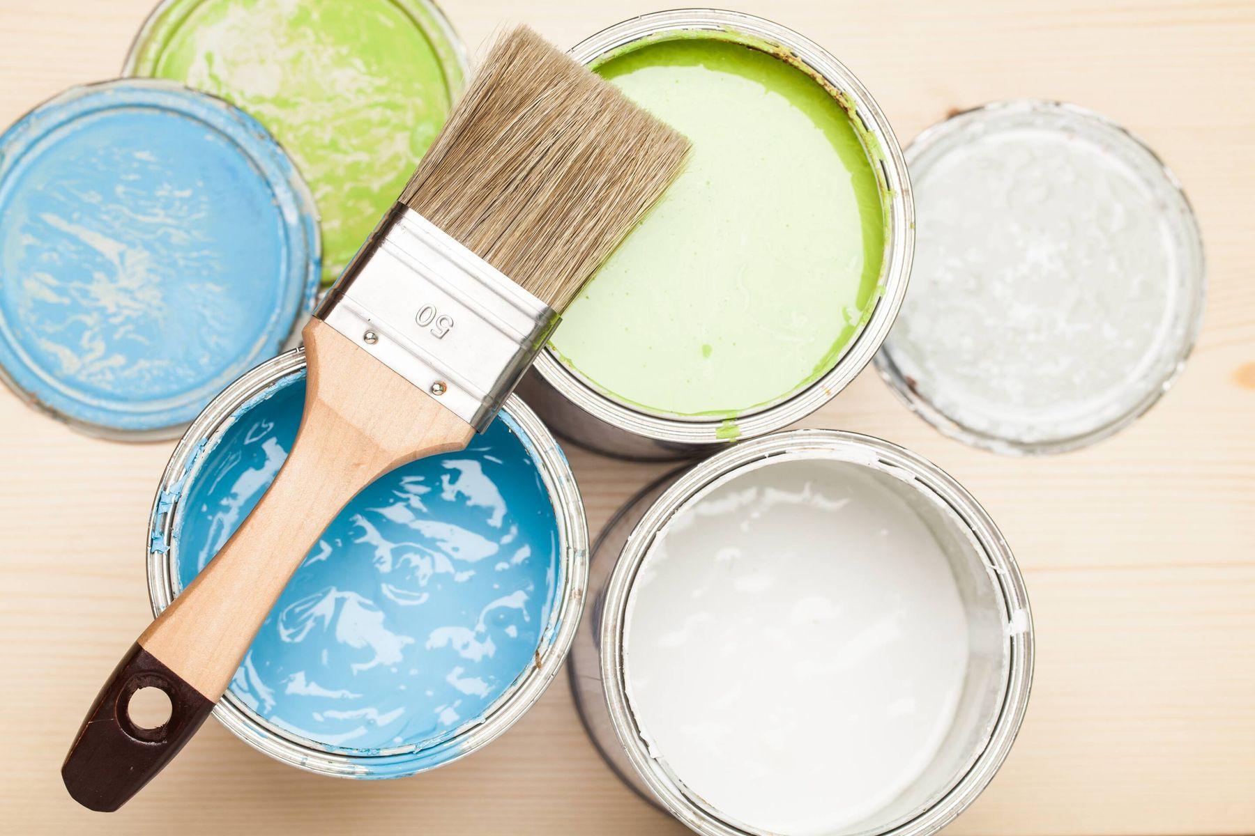 Chọn màu sơn và cách sơn nhà