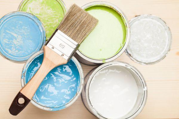 cách sơn nhà