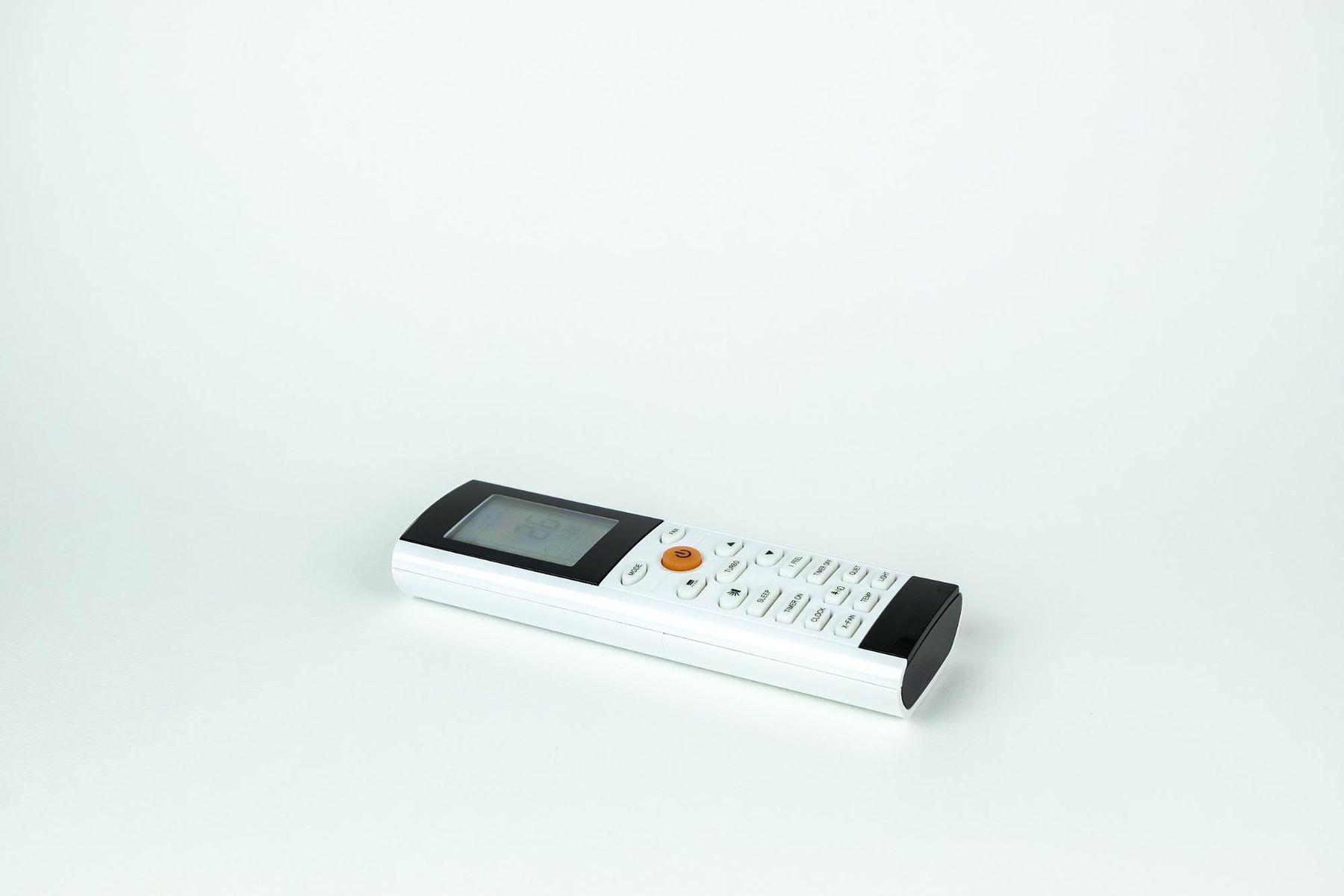 Step 4: Controle remoto do ar condicionado
