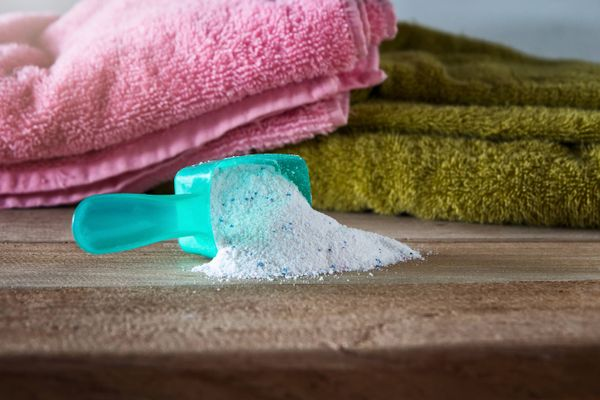 Here's why it's important to pick the right detergent for your washing machine