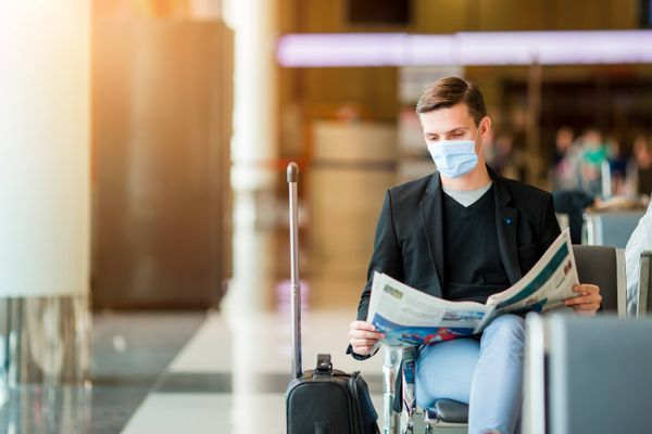 Precautions to Take While Flyingfor Outstation Work Post Lockdown