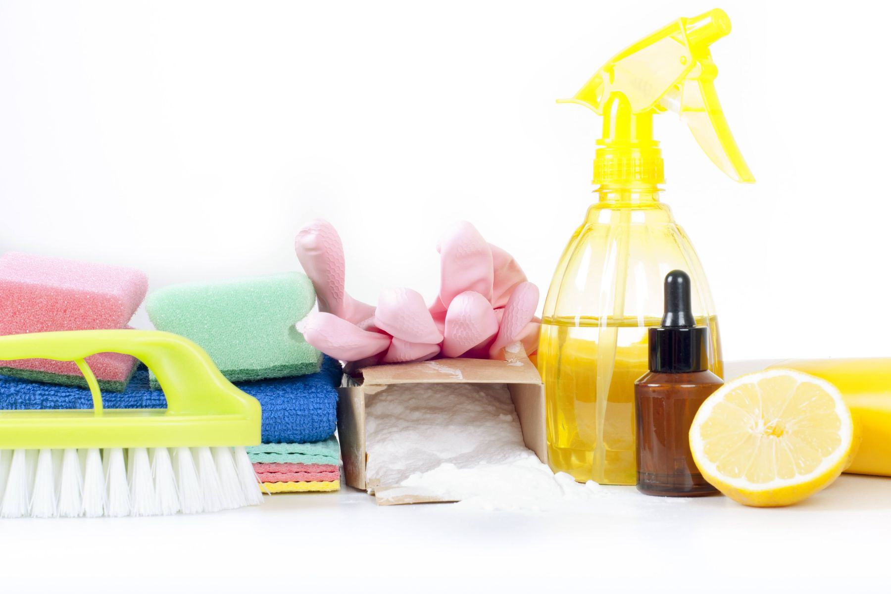 Is Homemade Or Natural Bleach Better For My Home? | Get Set Clean