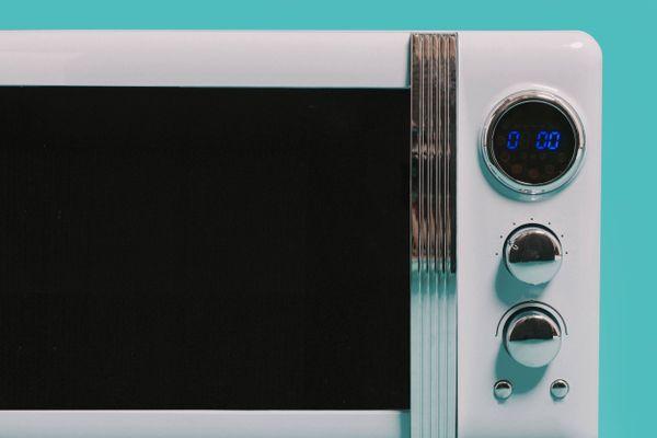 mikrodalga nasıl temizlenir