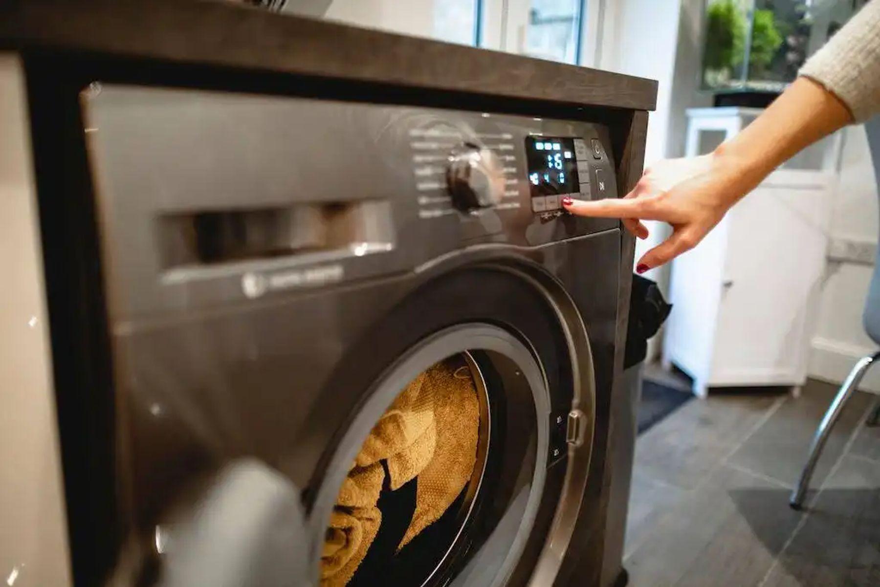 chọn nước giặt an toàn