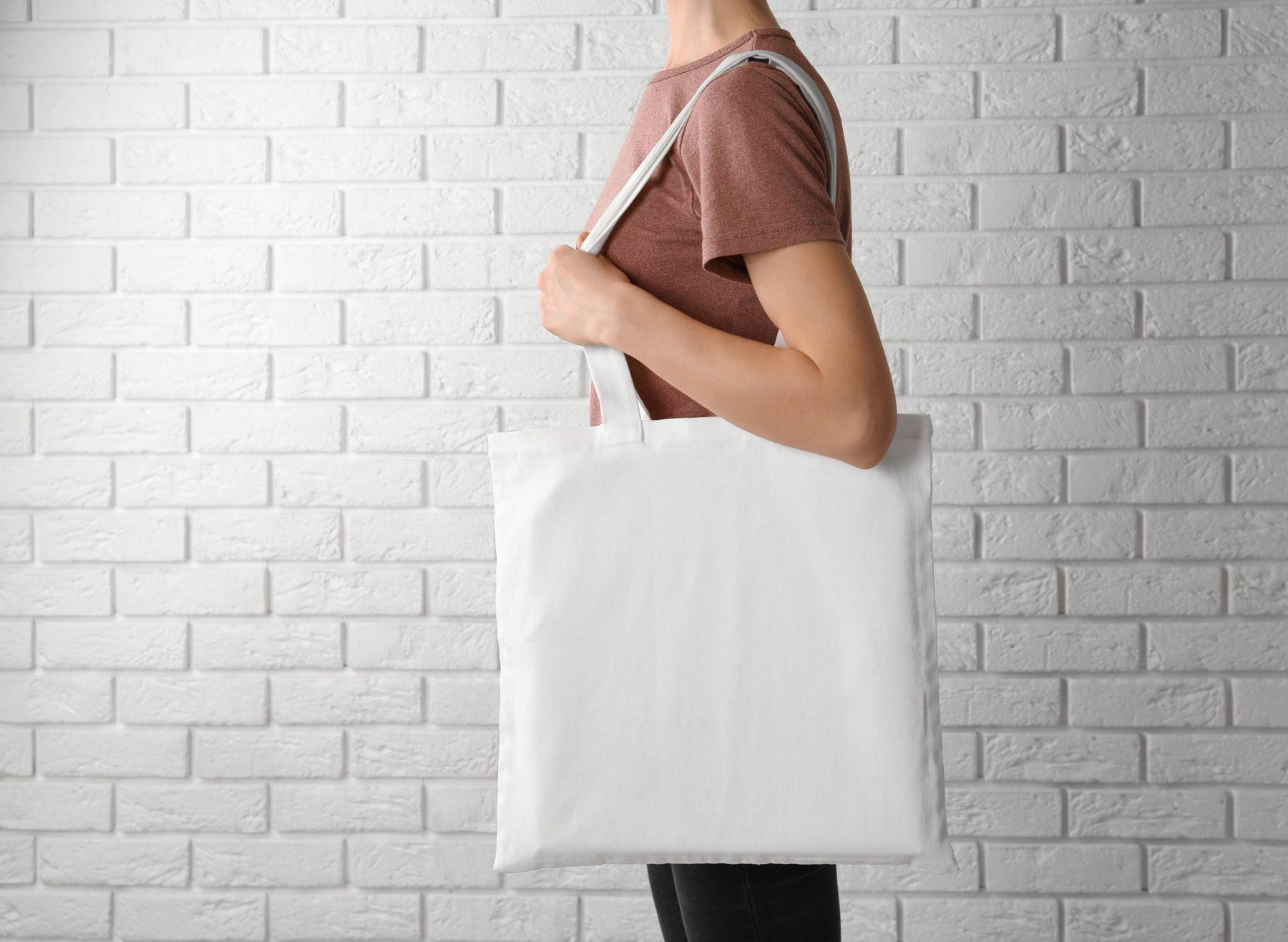 cloth bags plastic bags are a big no