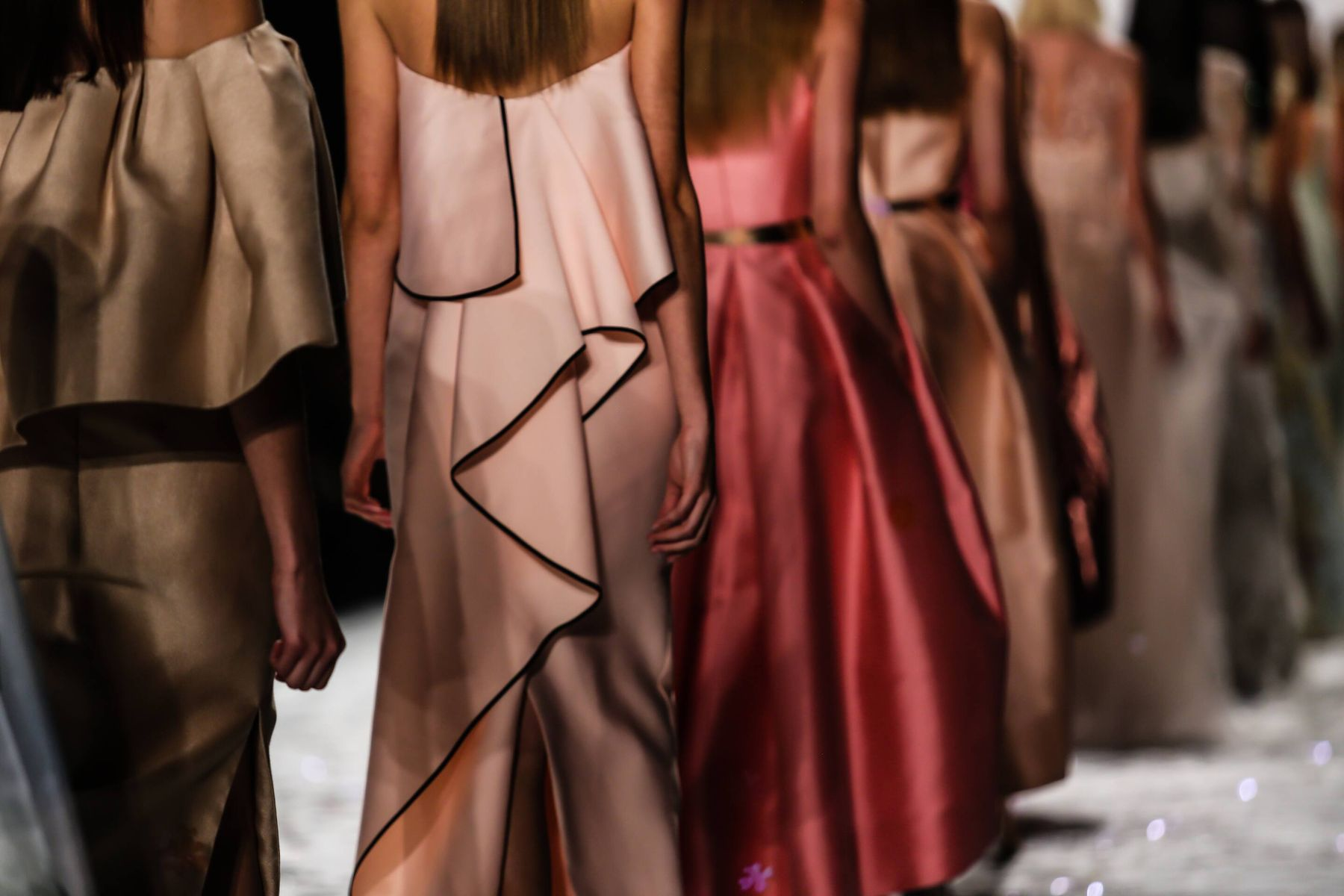 How to Get Your Silk and Satin Dresses Ready for this Christmas | Get Set Clean