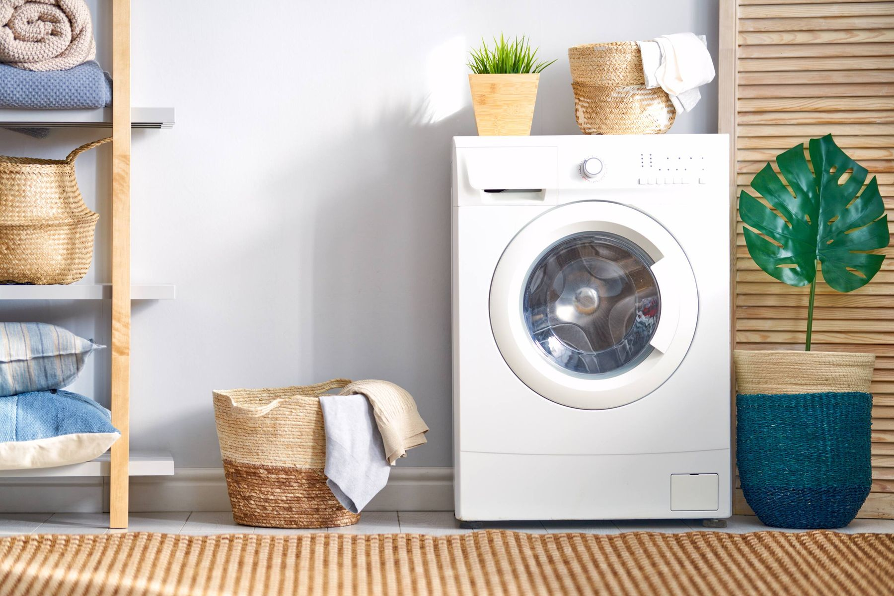 Easy Method to Clean Your Front-Loading Washing Machine