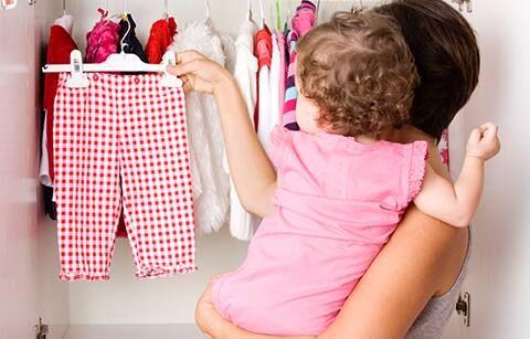 Nước giặt cho bé không làm hư hỏng cấu trúc vải