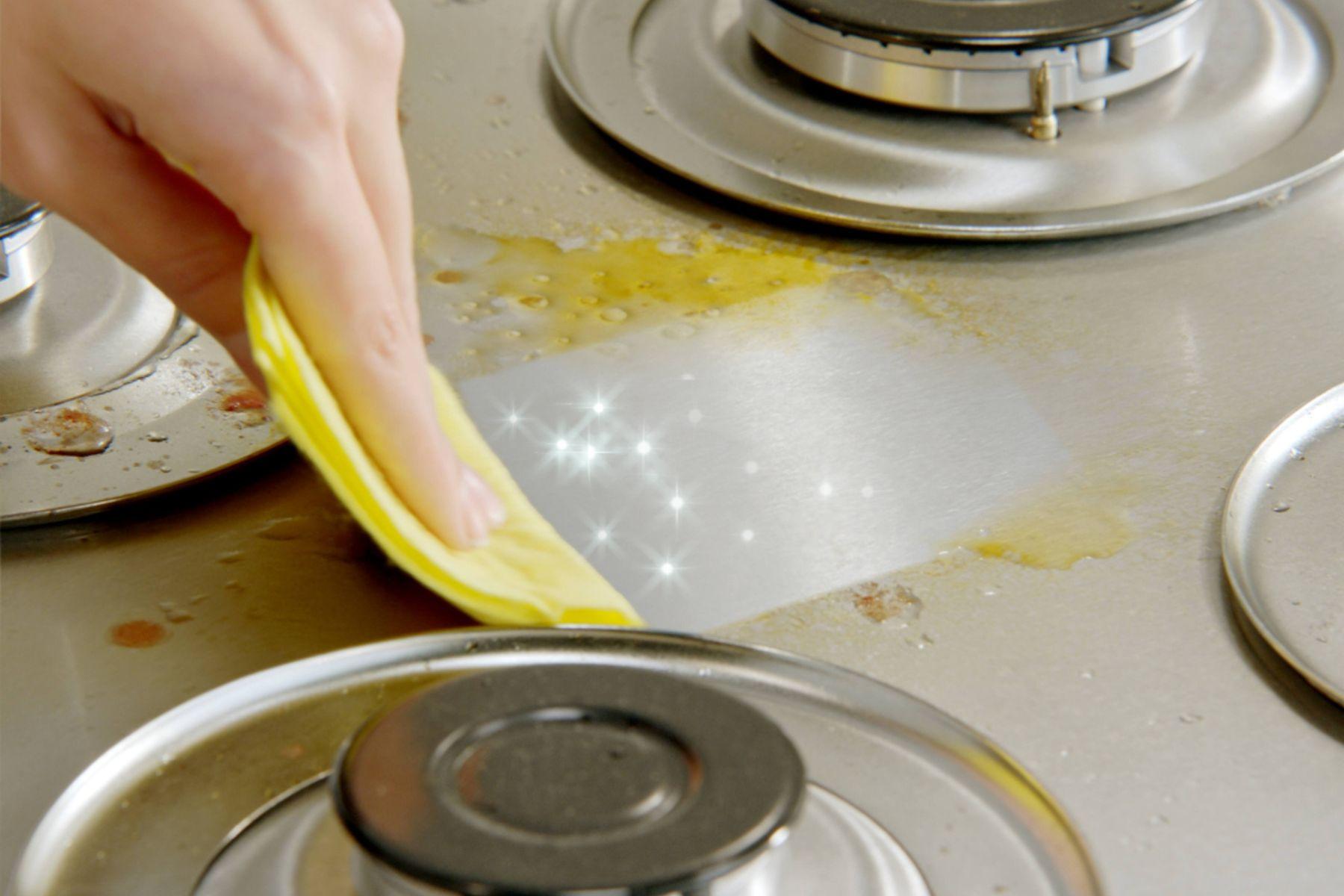 5 Cách vệ sinh bếp hồng ngoại sau khi nướng