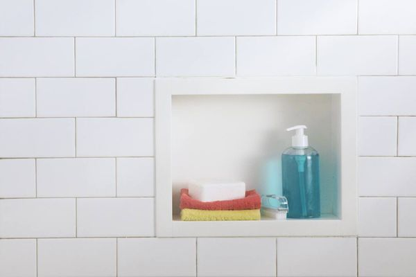 how to clean a shower and remove soap scum
