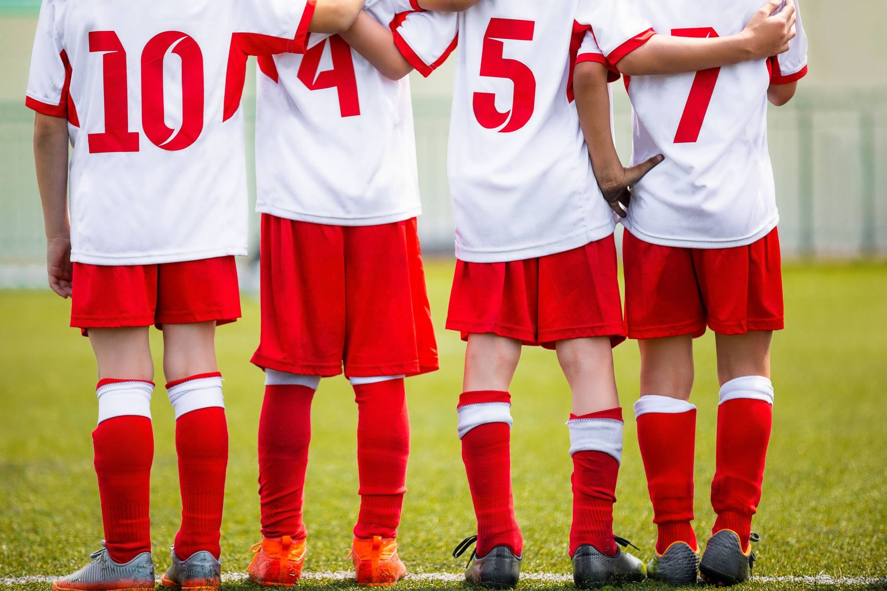How to Wash Your Kid's Sports Uniform the Right Way